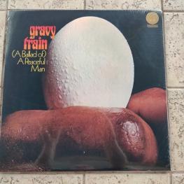 Виниловая пластинка: Gravy Train (1971) (A Ballad Of) A Peaceful Man