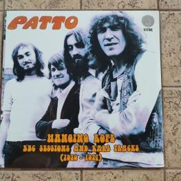 Виниловая пластинка: Patto (2) (1971) Hanging Rope