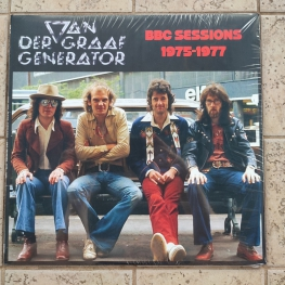 Виниловая пластинка: Van Der Graaf Generator (1977) BBC Sessions 1975-1977