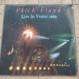 Виниловая пластинка: Pink Floyd (1989) Live In Venice 1989