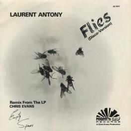 Оцифровка винила: Laurent Antony (1986) Flies