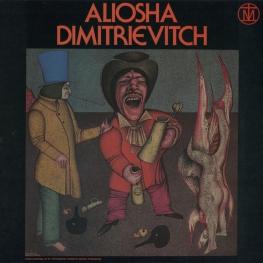 Оцифровка винила: Алёша Димитриевич (1976) Алёша Димитриевич (Табак)