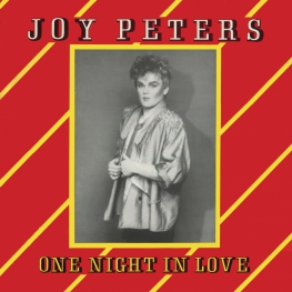 Оцифровка винила: Joy Peters (1987) One Night In Love