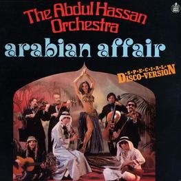 Альбом mp3: Abdul Hassan Orchestra (1978) Arabian Affair (Live)