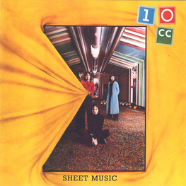Альбом mp3: 10cc (1974) Sheet Music