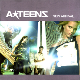Альбом mp3: A-Teens (2003) New Arrival