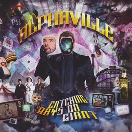 Альбом mp3: Alphaville (2010) CATCHING RAYS ON GIANT