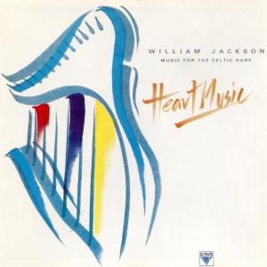 Виниловая пластинка: William Jackson (1987) Heart Music